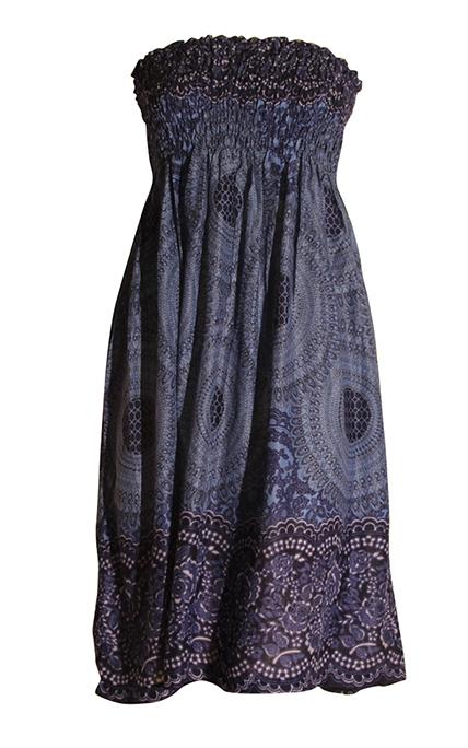 Dress 204, Rayon Woven