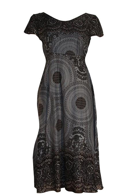 Dress 2185, Rayon Woven