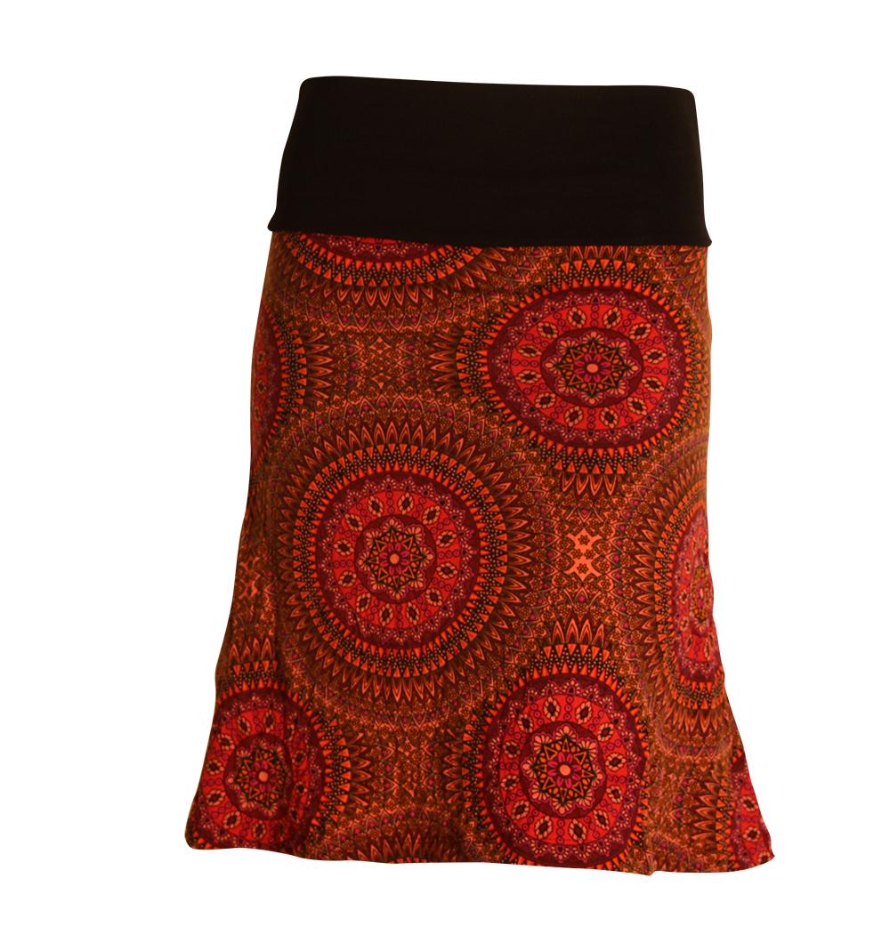 skirt BC-J11,viscose-spandex jersey
